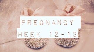Дневник беременности | 12-я неделя | СКРИНИНГ