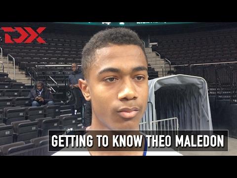 Getting to Know: Theo Maledon (ANGT Kaunas)