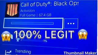 Download HOW TO GET ANY PS4 GAME FREE 2019 WORKING METHOD 😱 Mp3 and Videos