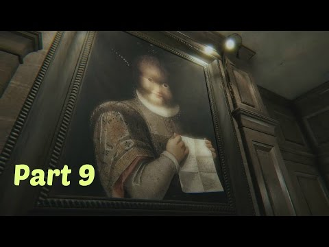 Layers of Fear - PT 9 Telephone Trouble (Let's Play)