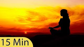 Meditation, Relaxation Music, Chakra, Relaxing Music for Stress Relief, Relax, 15 Minute, ☯3263B