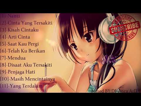 Nonstop Dugem House Music Remix Lovee Song Indo Funky Hard Mixed By Anca ArD™