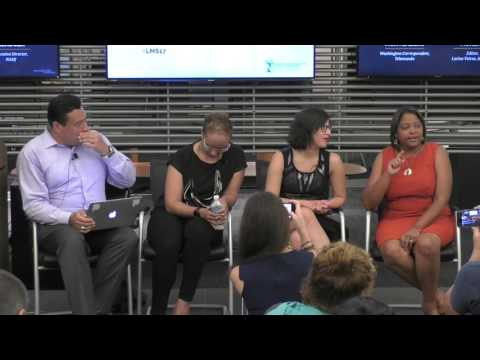 2017 Latino Media Summit: Latino Voices in the Newsroom
