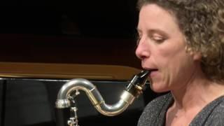 Felix Mendelssohn : Rondo Capriccioso op. 14 par le Quator Anches hantées
