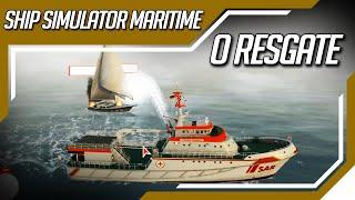Ship Simulator Maritime Search and Rescue - Pessoas se Afogando O Tutorial