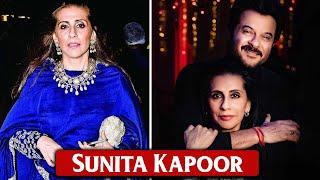 Who Is Sunita Kapoor? | Wife To Anil Kapoor & Mother To Sonam Kapoor