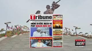 Revue des Titres de Presse avec Mame Mbaye Ndiaye du Jeudi 09 Janvier 2020