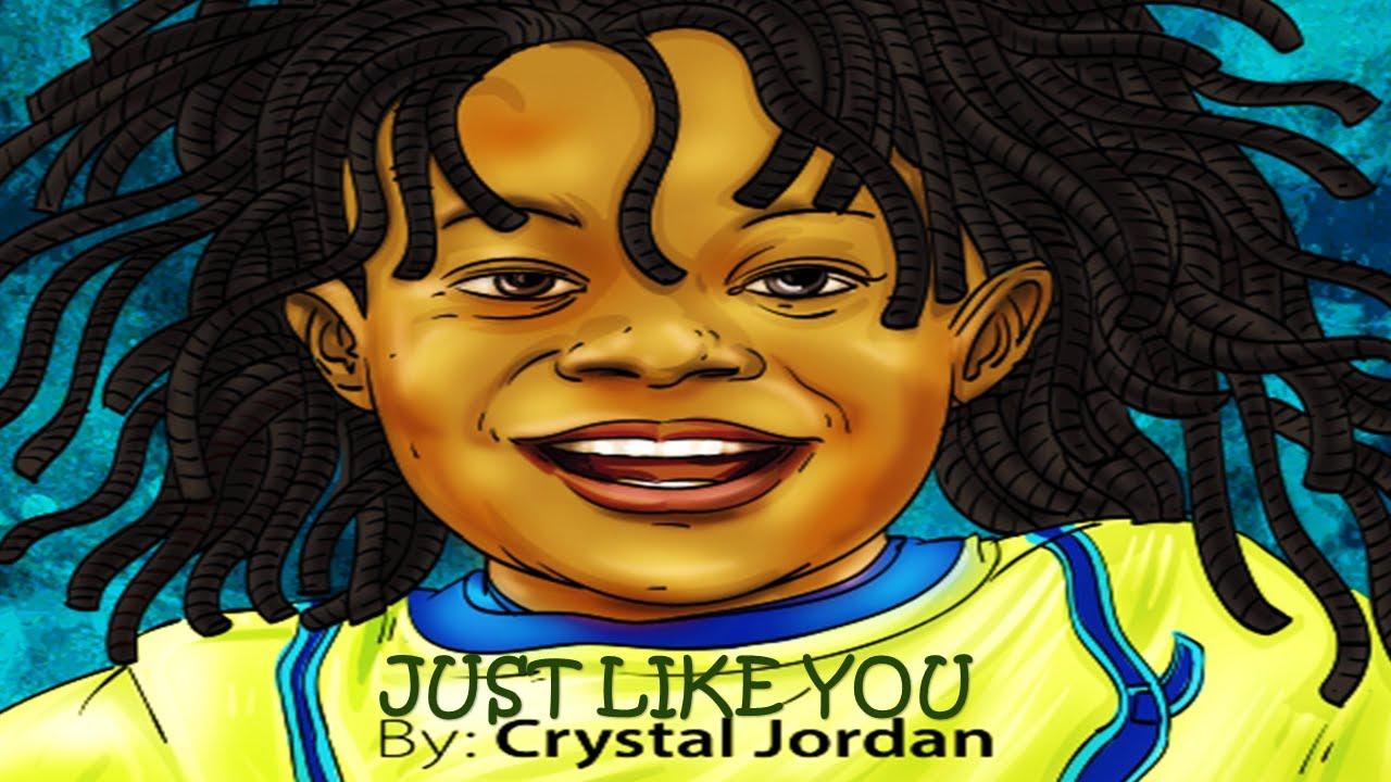 JUST LIKE YOU by Crystal Jordan | READ ALOUD | Kids Books Read Aloud | Childrens Books Read Aloud