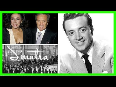 Vic Damone dead: US singer discovered by Frank Sinatra s age 89