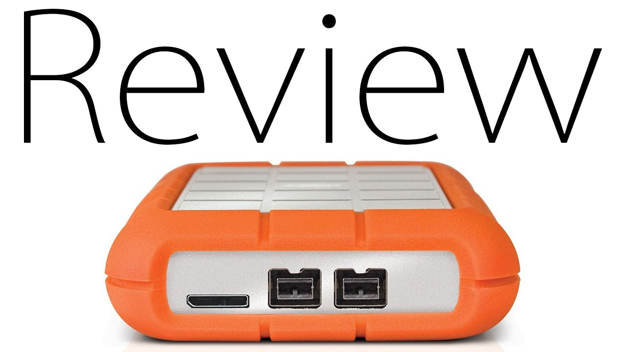 Lacie Rugged 1tb 2 5 External Hard Drive Review