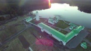 видео Александро-Свирский мужской монастырь