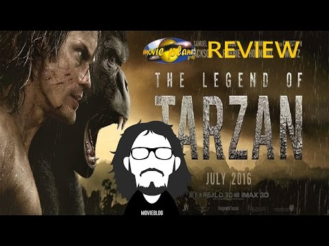 Movie Planet review- 143: RECENSIONE THE LEGEND OF TARZAN