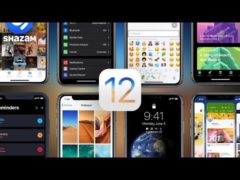 Stunning iOS 12 concept adds always-on complications to iPhone