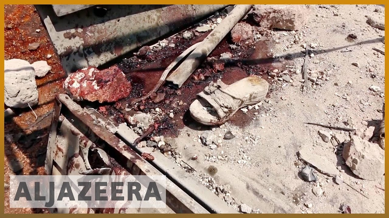 AlJazeera English:Syria's war: Children caught in ongoing violence