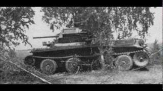 Captured tanks in World War 2 - Panzerkampfwagen Mk IV, 744(e) (A13)
