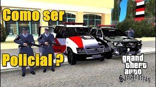 Como ser Policial No Server - Brasileiros Vivendo Ousadamente - BvO