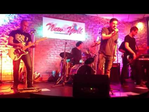 Przy Ziemi - Freepost Band Live @ New York 11/19/2015