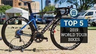 Top 5 | 2019 World Tour Bikes