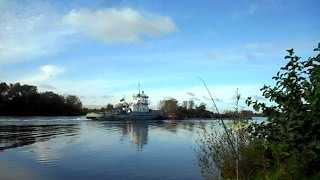 Рыбалка на фидер в сентябре, нижняя Москва река 5.
