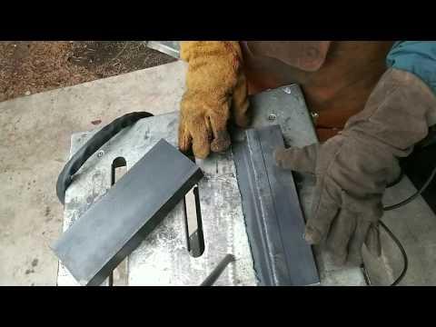 DIY Metal Bender/ Metal Brake