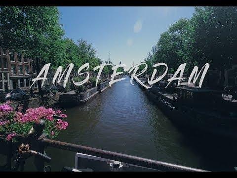 Amsterdam 2018 4K GoPro Hero 6