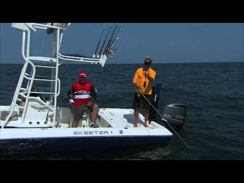 Offshore Flounder Fishing Florida's Space Coast off Cocoa Beach