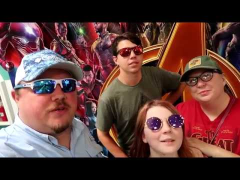 Exploring Disney's All Star Resort Lobbies and Eating Special Foods!