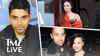 Baixar Wilmer Valderrama Constantly Visits Demi Lovato in Rehab | TMZ Live