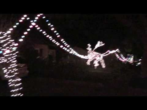 Willow Glen Reindeer 2009 - Willow Glen, San Jose