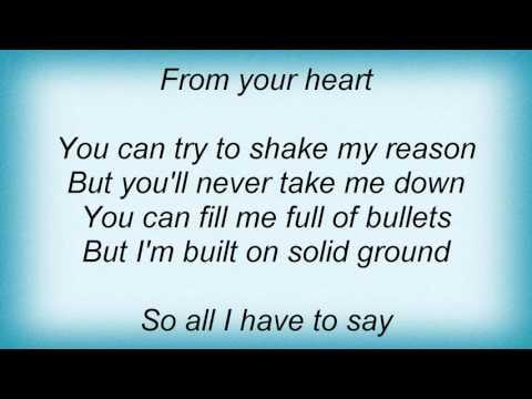 Lenny Kravitz - Dream Lyrics
