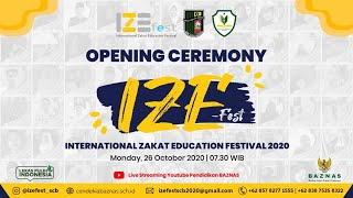 Download lagu OPENING CEREMONY IZE-FEST 2020