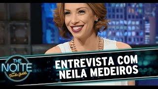 The Noite (12/11/14) - Entrevista com Neila Medeiros