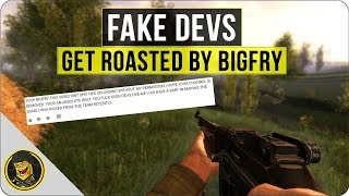Fake Devs Get Roasted By Bigfry! Scammers Absolutely Get Owned!
