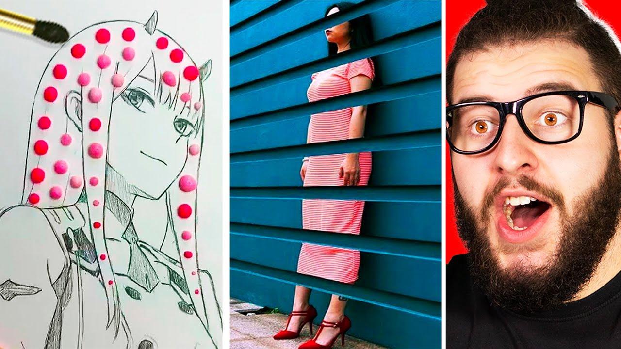 Gente Creativa Y Artistas Que Están a Otro Nivel !!