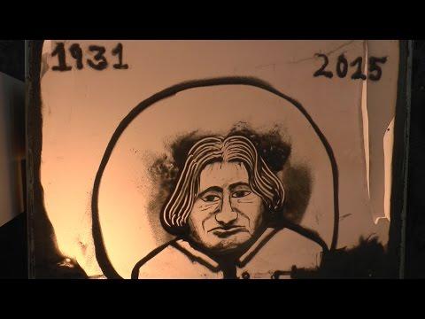 Independence Day_Tribute to Late Abdul Kalam_Sand Art | Fine Arts Club IITK