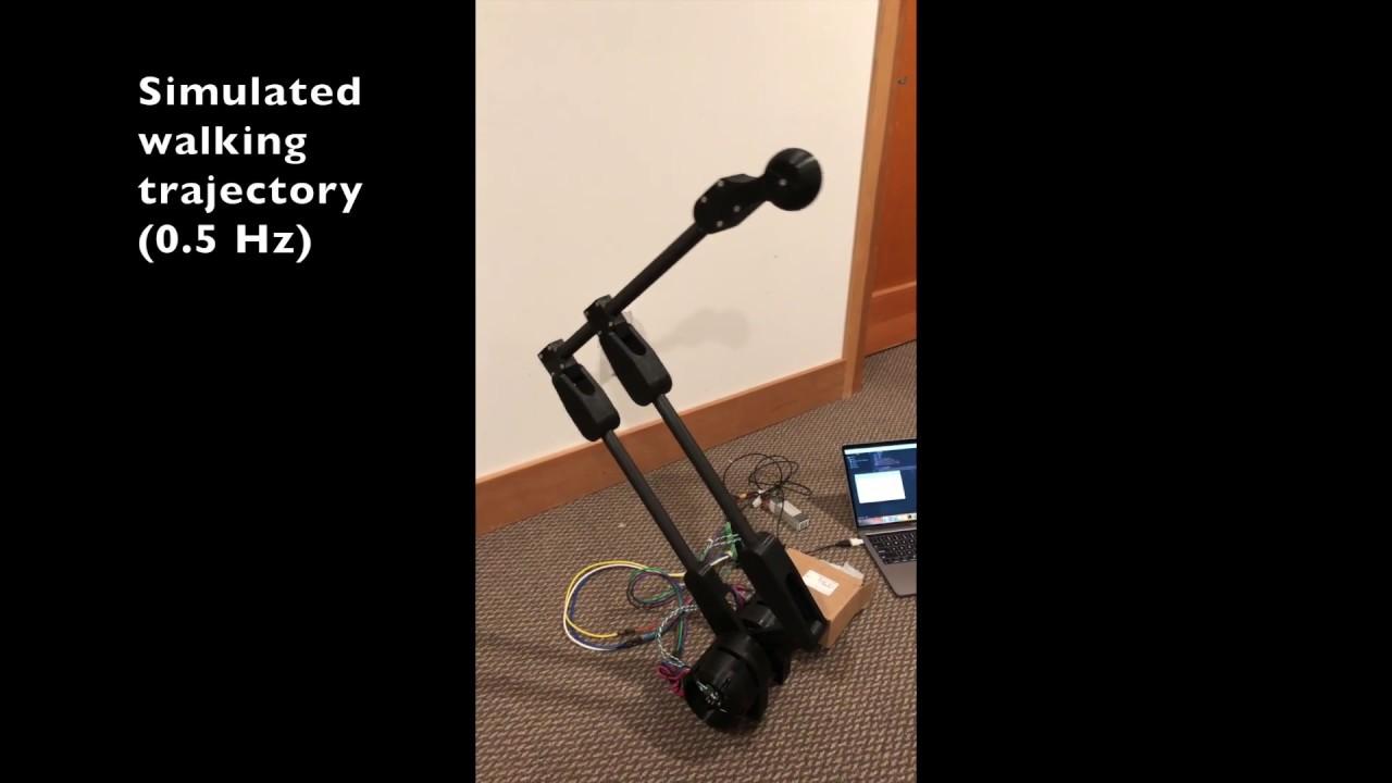 Blackbird Bipedal Robot | Hackaday io