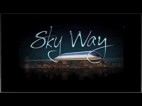 Sky Way - the Future of Transport | Presentation of the SkyWay Invest Group
