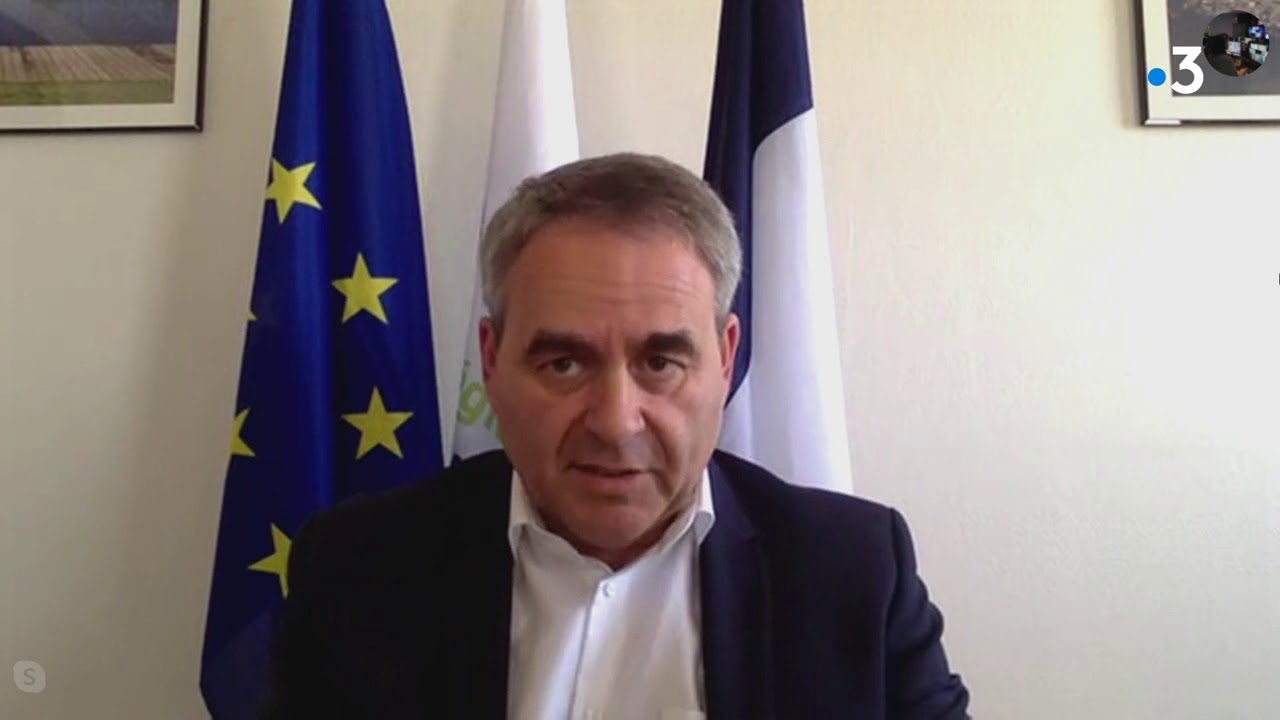 VIDEO. Coronavirus : la région Hauts-de-France va offrir un masque ...