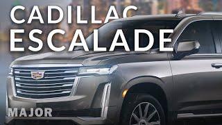 Cadillac Escalade 2021 самый комфортный 3-х рялный внедорожник! ПОДРОБНО О ГЛАВНОМ