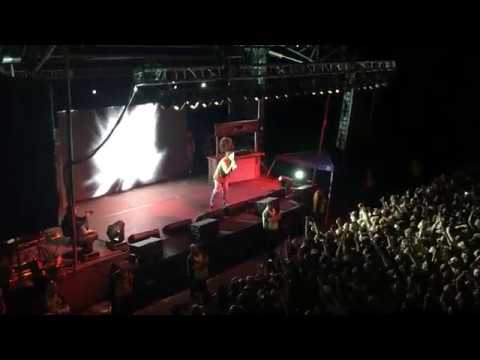 Post Malone breaks streaming record Rockstar & White Iverson LIVE in Salt Lake City