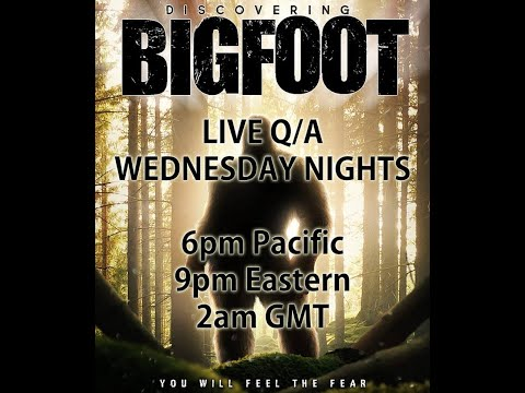 Discovering Bigfoot's Todd Standing live Feb 13th 2019 Sasquatch discussion
