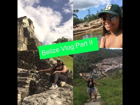 Study Abroad Vlog: Belize Part Two