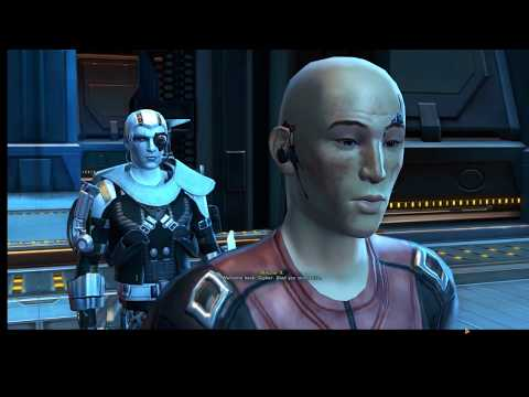 Star Wars: The Old Republic - Imperial Agent Scene 9