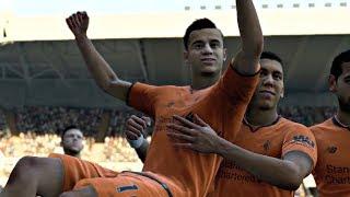 FIFA 18 Gameplay | Newcastle United vs Liverpool - Premier League Sim