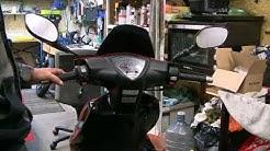Neues aus der Werkstatt Teil 8 Kymco Super 8 Roller