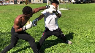 boxer vs street fighters (street boxing ) thumbnail