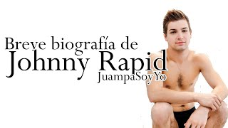 Johnny Rapid, una breve biografía del actor de porno gay