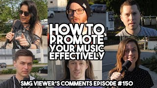 How to PROMOTE YOUR MUSIC Effectively Spectre Sound Studios VC TGU18