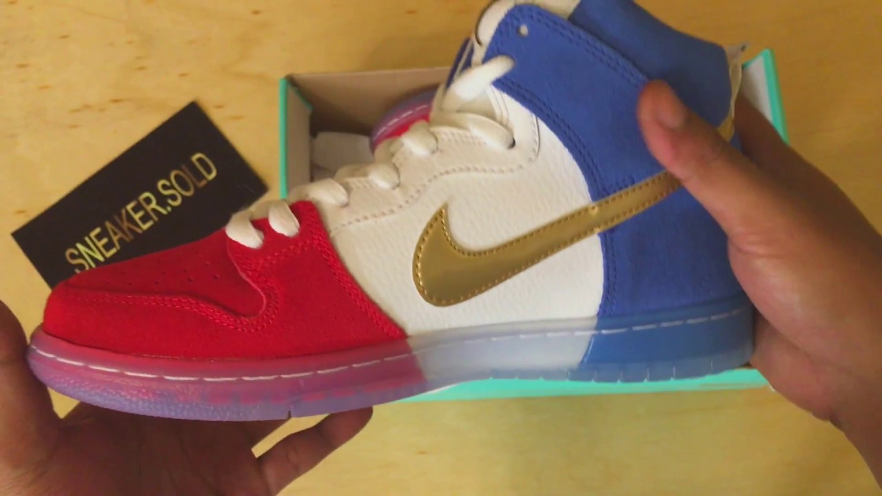 info for b744c 91457 Nike SB Dunk High Premium