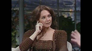 Suzanne Pleshette on The Tonight Show with Johnny Carson 1981